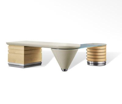 Scriptor Executive Desk by Giorgetti