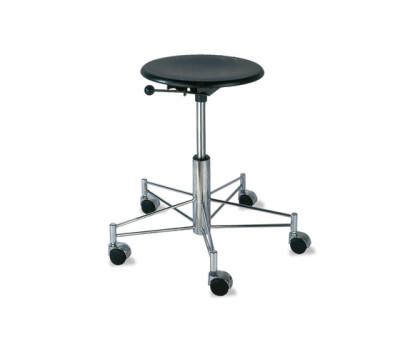 SE 43 swivel stool by Wilde + Spieth