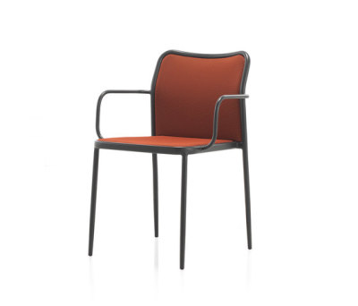 Senso Chairs Dining armchair 3D Mesh by Expormim
