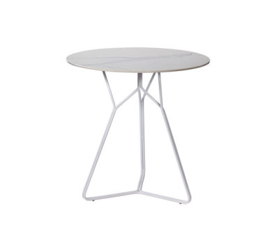 Serac Dining Table Ceramic by Oasiq