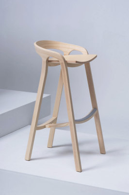 She Said Bar Stool | MC1 by Mattiazzi