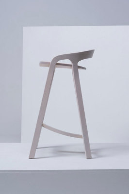 She Said Counter Stool | MC1 by Mattiazzi