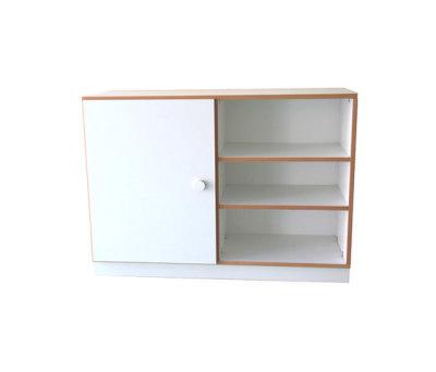 Shelf Unit DBF-605-1-10 by De Breuyn