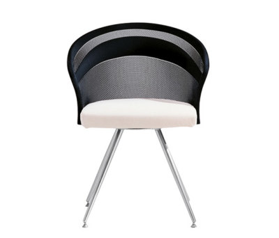 Shells chair I 945 by Tonon