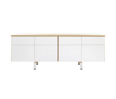 Shine cabinet by De Padova