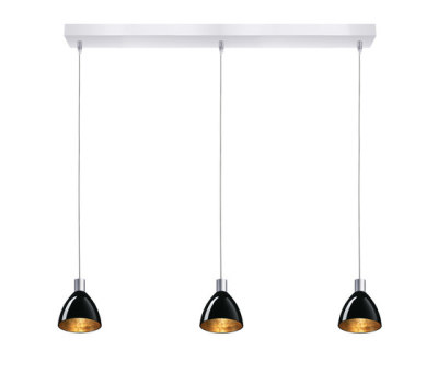 Silva Neo Set LED 160 Gold Trio 450 EO S by BRUCK