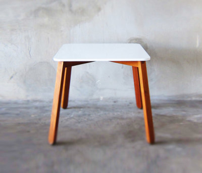 SIM Square Table by TAKEHOMEDESIGN