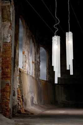 Sixties Hanging Lamp by ITALAMP