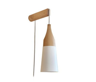 Slope Wall Lamp by miniforms