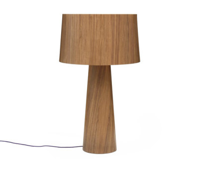 Sophie floor tall walnut by lasfera
