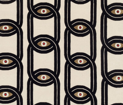 Spazio Pontaccio Eyes in Chains by cc-tapis