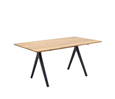Split Dining Table by Gloster Furniture