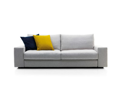 Square C | 2-seater sofa by Mussi Italy