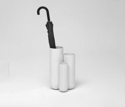 Step Umbrella stand by Müller Möbelfabrikation