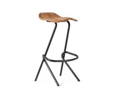 Strain bar stool by Prostoria