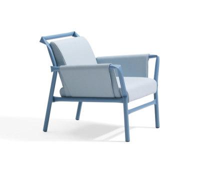 Superkink armchair by Blå Station