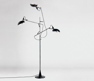 Switch On Free-standing lamp by Lambert
