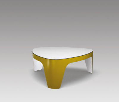 Tabular LT2 Coffee table by Müller Möbelfabrikation