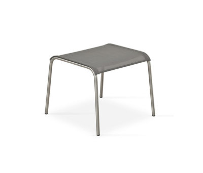 Taku footrest by Fischer Möbel