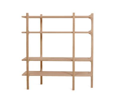 Tara Shelves & Cabinet System by Zanat