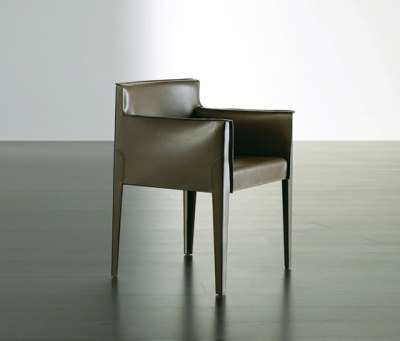 Tattoo Due Chair by Meridiani