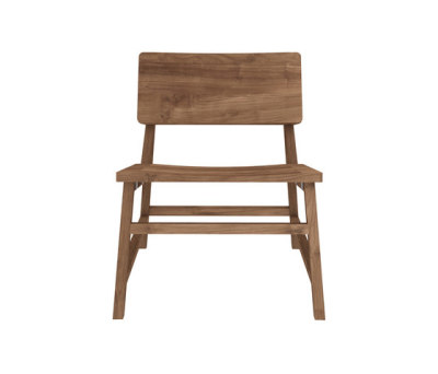 Teak N2 Lounge Chair by Ethnicraft