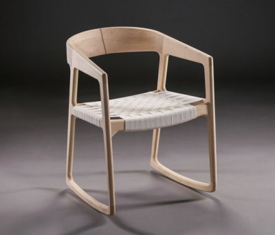 Tesa Rocking Chair by Artisan