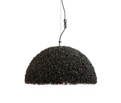 The Duchess pendant lamp grey large by mammalampa