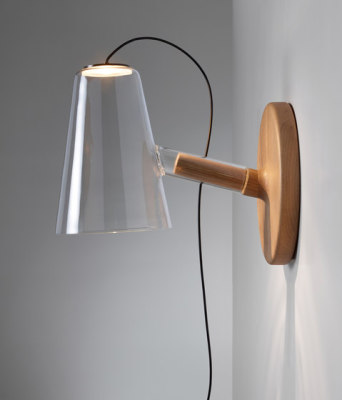 The Siblings Wall Lamp Large by PERUSE