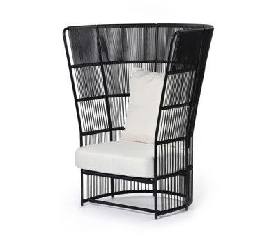 Tibidabo armchair by Varaschin
