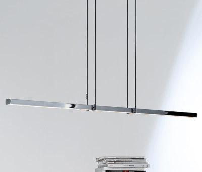 Tieso Tender LED Suspended lamp by Anta Leuchten