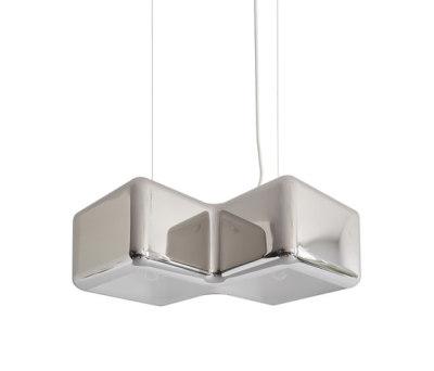 Toffoli LED pendant lamp 1 by Imamura Design