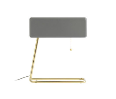 Toffoli LED table lamp by Imamura Design