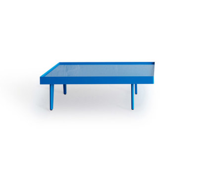 Toffoli low table single by Imamura Design