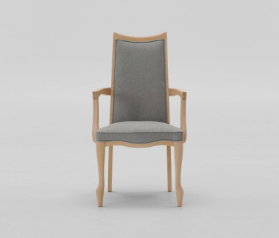 Traditional Arm Chair by MARUNI