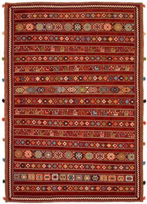 Transitional Tribal Baluch Soumak 2 by Zollanvari