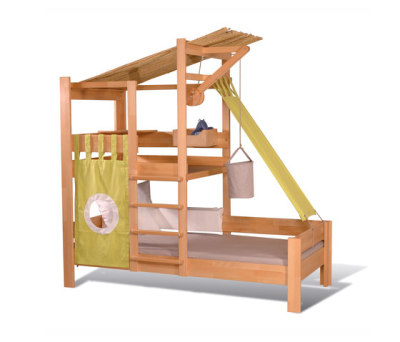 Treehouse Bed by De Breuyn