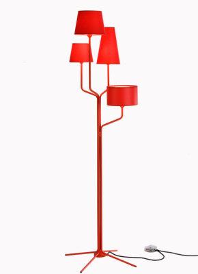 Tria floor lamp by almerich