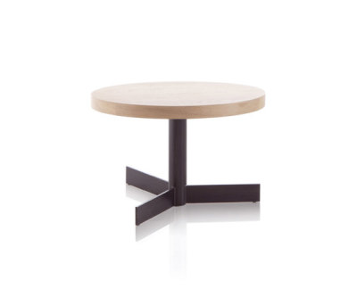 Trim Round coffee table by Expormim