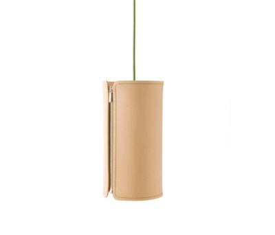 Tubo Suspension lamp by Formagenda