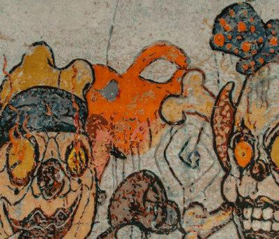 Unknown Artists | Clowns 2 by Jan Kath