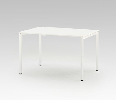 Usu table with square legs by HOWE
