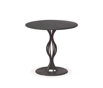 Vera round table Antique Iron