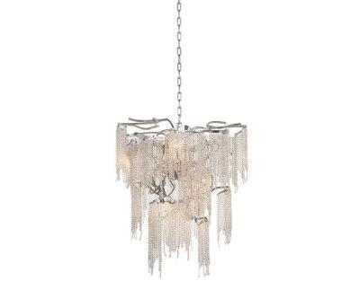 Victoria chandelier conical by Brand van Egmond