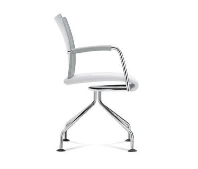 Visita | Visitor chair by Züco
