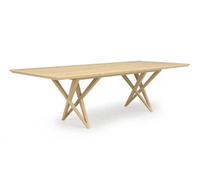 VIVIAN TABLE OAK by Belfakto