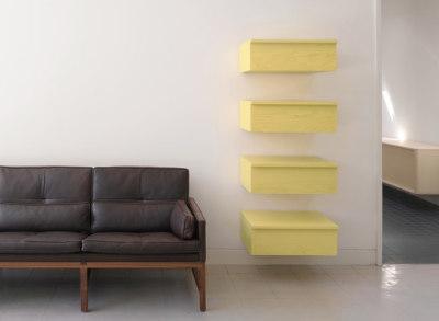 Wall Drawer Single by BassamFellows
