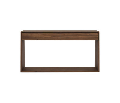 Walnut Nordic Console by Ethnicraft