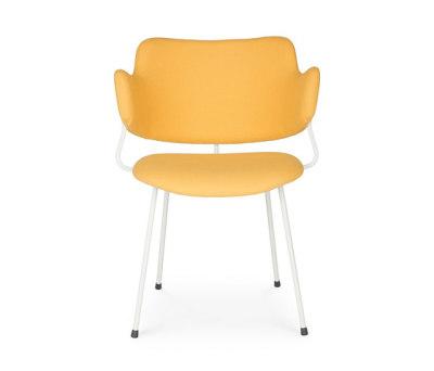 WH Gispen 205 Chair by Lensvelt