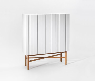 White Cabinet by A2 designers AB